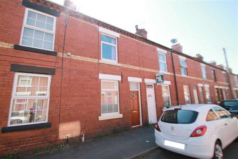 2 Bedrooms Terraced House for sale in Gibson Street, Wrexham