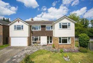 5 Bedrooms Detached House for sale in Vauxhall Gardens, Tonbridge