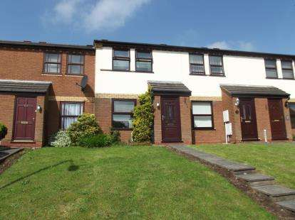 2 Bedrooms Terraced House for sale in Rugeley Road, Chase Terrace, Burntwood