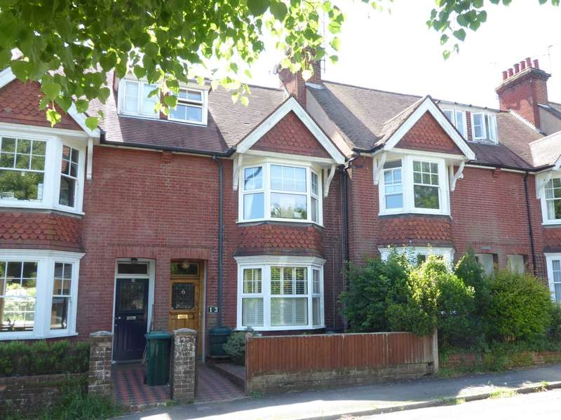 4 Bedrooms Town House for sale in Bradford Road, Lewes