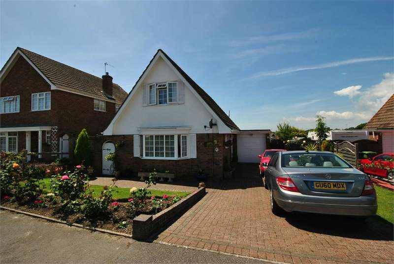 2 Bedrooms Detached Bungalow for sale in Ashcombe Drive, BEXHILL-ON-SEA, East Sussex