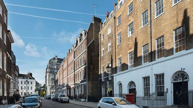 6 Bedrooms House for sale in Queen Annes Gate, London. SW1H