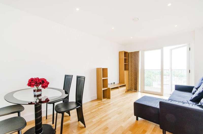 1 Bedroom Flat for sale in Pinner Road, Harrow, HA1