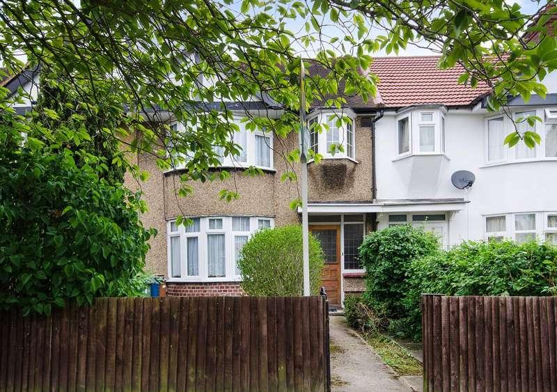3 Bedrooms Terraced House for sale in Dryden Road, Harrow Weald, HA3