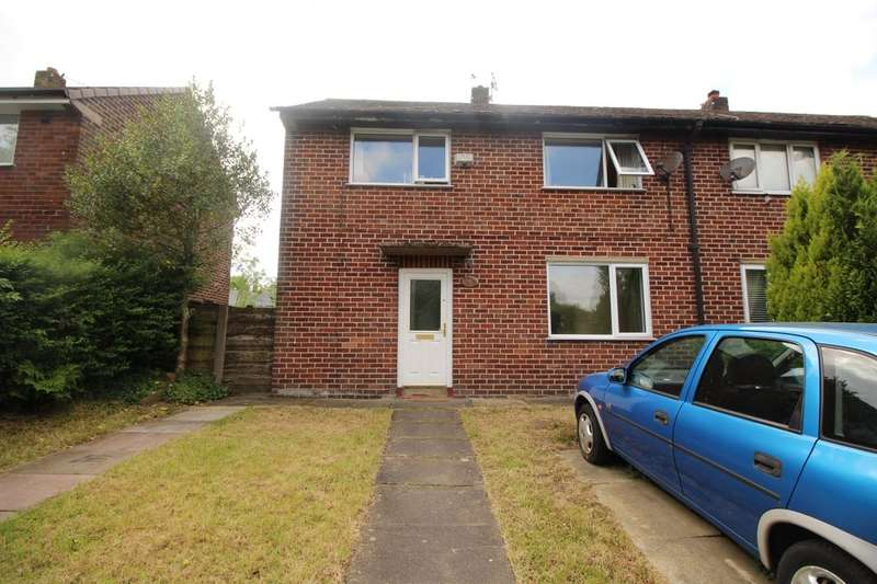 2 Bedrooms Semi Detached House for sale in Hewart Drive, BURY, BL9