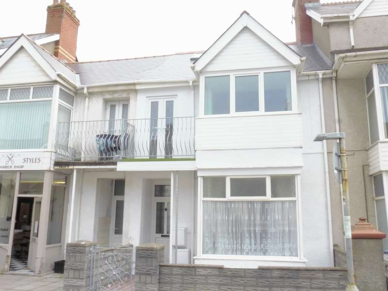 2 Bedrooms Maisonette Flat for sale in Suffolk Place, Porthcawl
