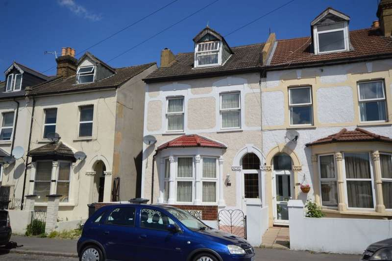 4 Bedrooms Semi Detached House for sale in Canterbury Road, Croydon, CR0