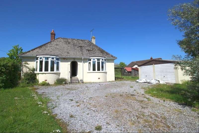2 Bedrooms Detached Bungalow for sale in Summerhill, Liverton, Newton Abbot, TQ12