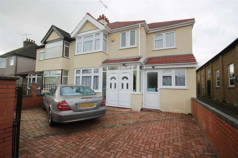 5 Bedrooms Semi Detached House for sale in Albert Road, Hayes