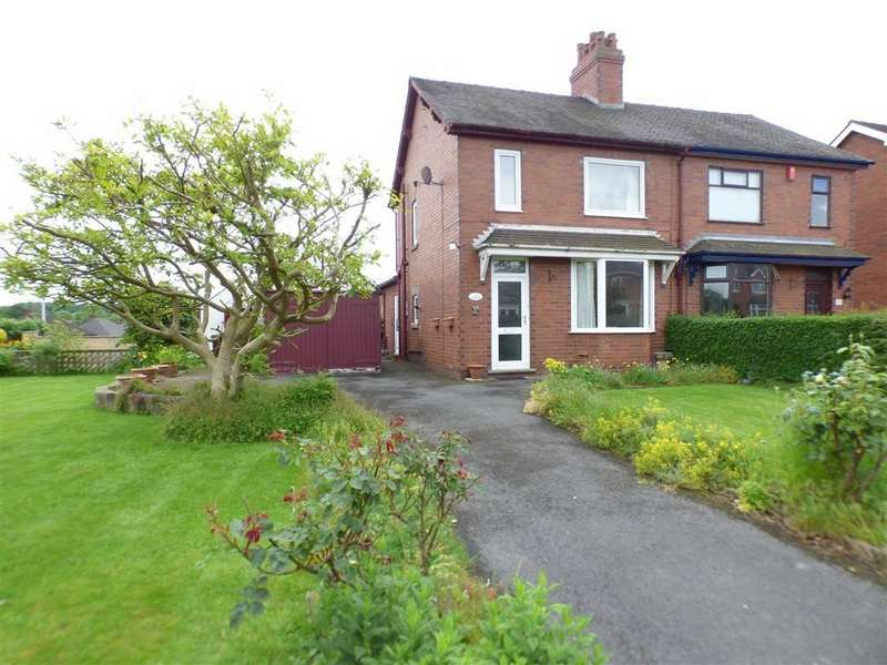 3 Bedrooms Semi Detached House for sale in 36, Park Avenue, Cheadle
