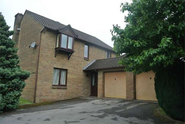 4 Bedrooms Detached House for sale in Longhouse Grove, Henllys, CWMBRAN, Torfaen