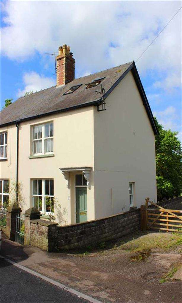 2 Bedrooms Town House for sale in Hereford Road, Monmouth