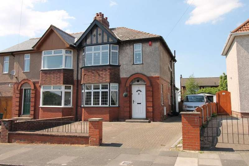 3 Bedrooms Semi Detached House for sale in Manor Road, Carlisle