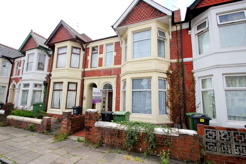 5 Bedrooms Terraced House for rent in Summerfield Avenue, Cardiff, Cardiff. CF14 3QA