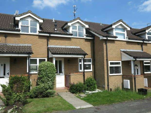 1 Bedroom Terraced House for sale in Notton Way, Lower Earley, Reading