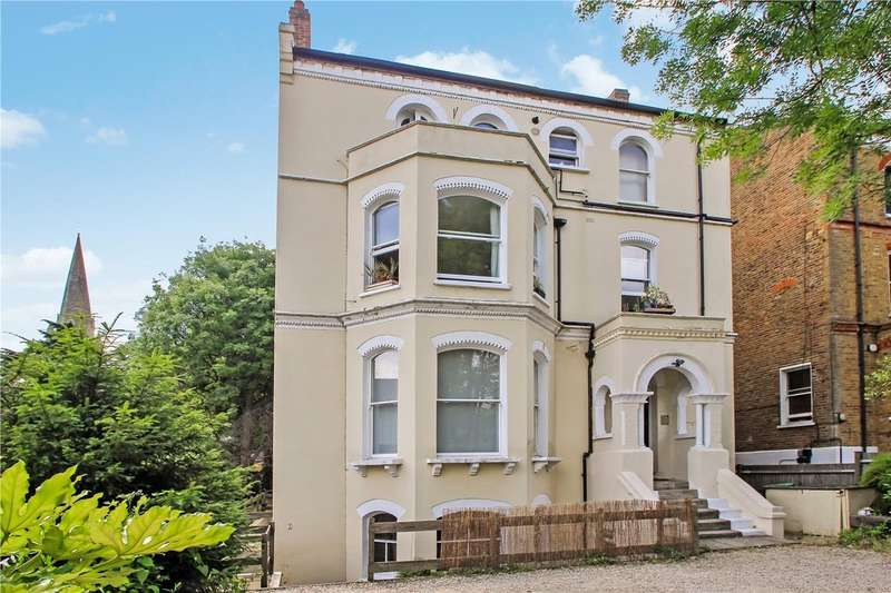 1 Bedroom Ground Flat for sale in Ewell Road, Surbiton