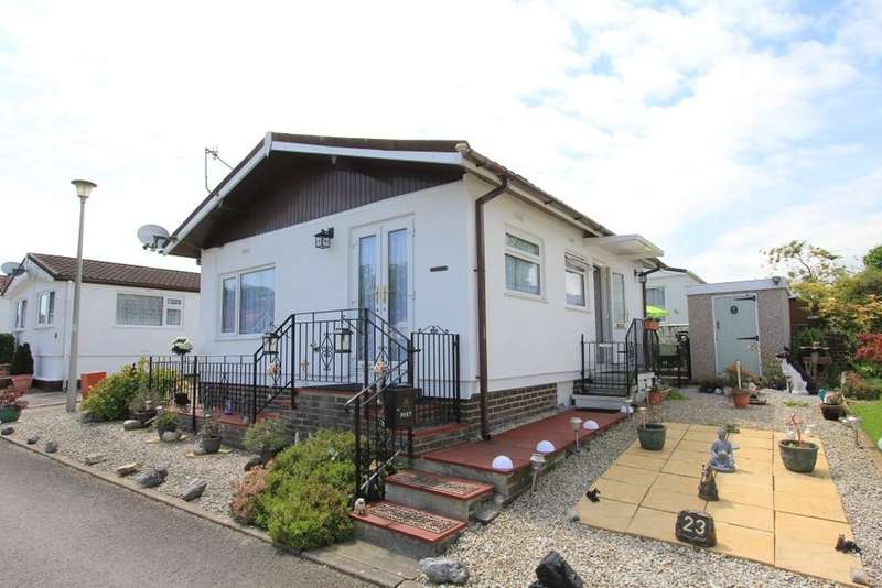 2 Bedrooms Mobile Home for sale in Summerlands Court, Liverton