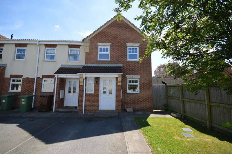3 Bedrooms End Of Terrace House for sale in Denby Dale Road West, Calder Grove, Wakefield