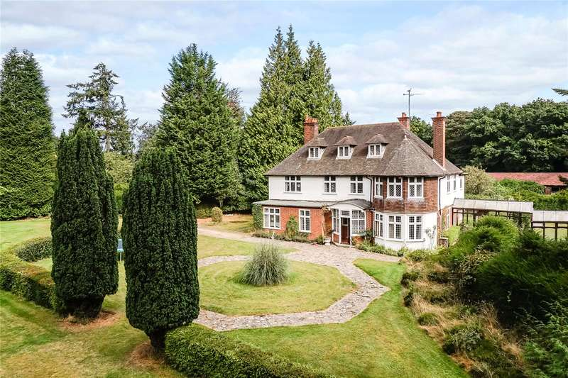 7 Bedrooms Detached House for sale in Yattendon Road, Hermitage, Thatcham, Berkshire, RG18