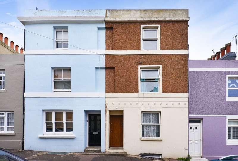 5 Bedrooms Terraced House for sale in Shepherd Street, St. Leonards-on-Sea, East Sussex, TN38