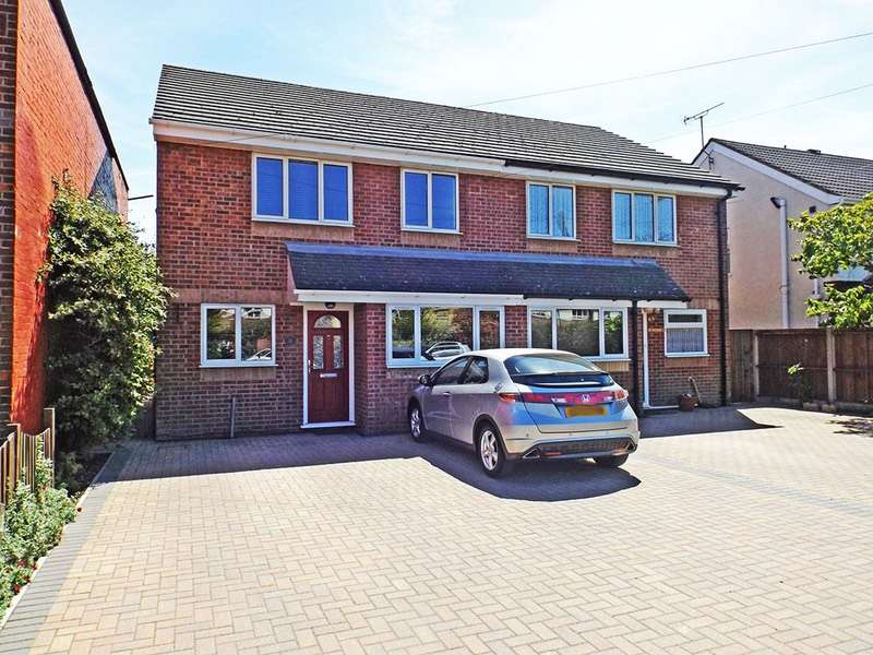 4 Bedrooms Semi Detached House for sale in Mill Road, Colchester, Essex, CO4