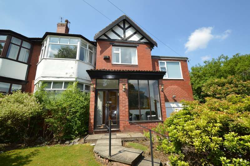 5 Bedrooms Semi Detached House for sale in Singleton Road, Salford, M7