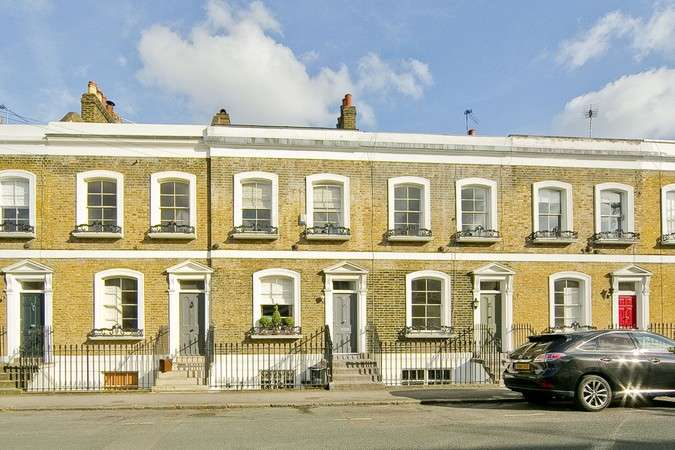3 Bedrooms House for sale in Arlington Avenue, London