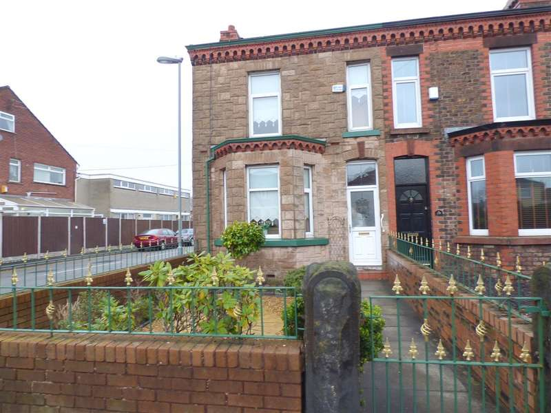2 Bedrooms Terraced House for sale in Tarbock Road, Huyton, Liverpool