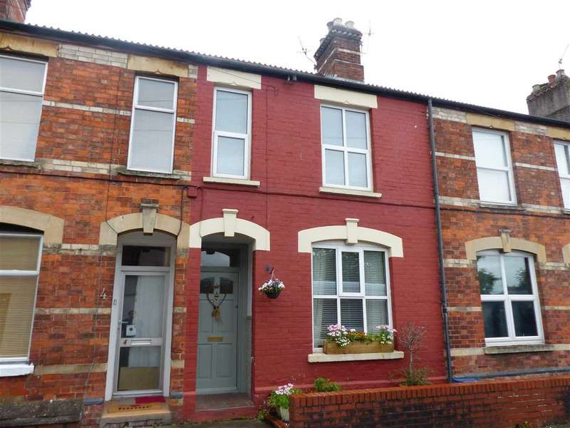 2 Bedrooms Terraced House for sale in Exmouth Place, Chepstow