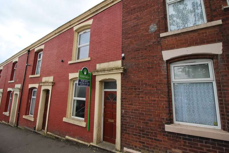 2 Bedrooms Property for sale in Boxwood Street, Blackburn, BB1
