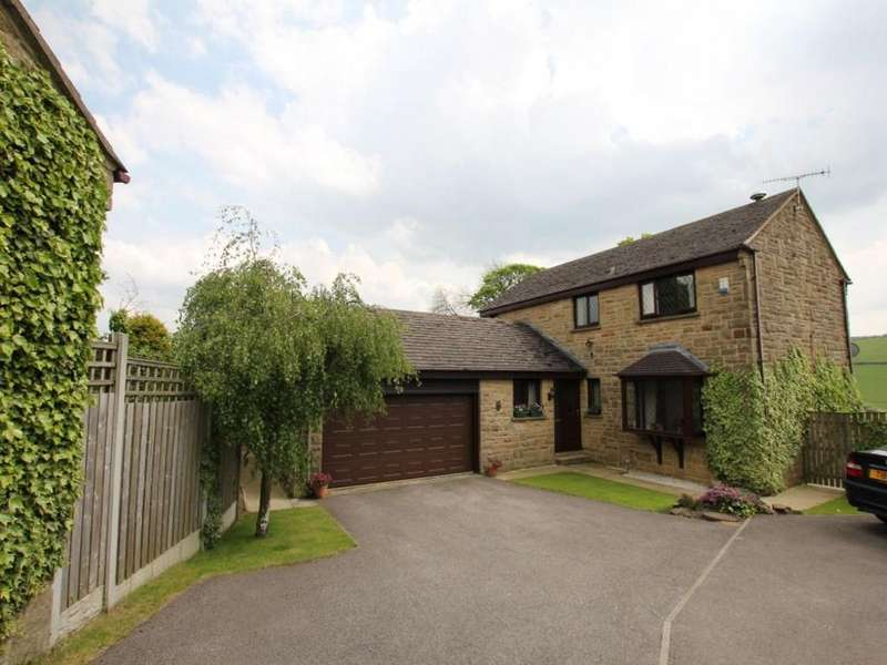 4 Bedrooms Detached House for sale in Ox Heys Meadows, Thornton