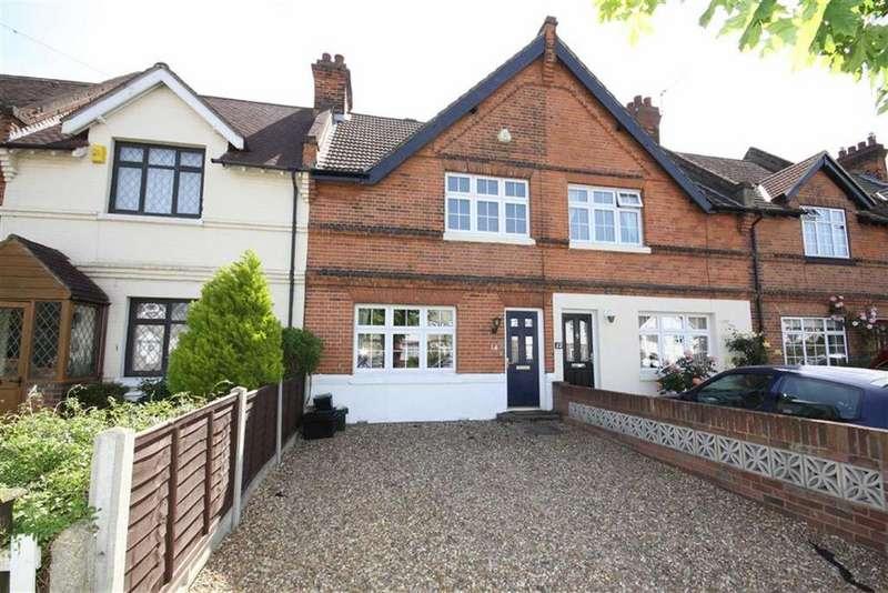 3 Bedrooms Terraced House for sale in Blackbrook Lane, Bickley