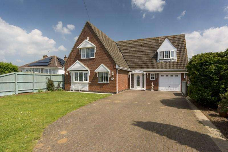 4 Bedrooms Detached House for sale in Stibbington PE8