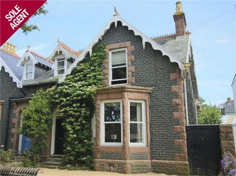 3 Bedrooms Detached House for sale in 2 Mahaut Villas, Collings Road, St Peter Port