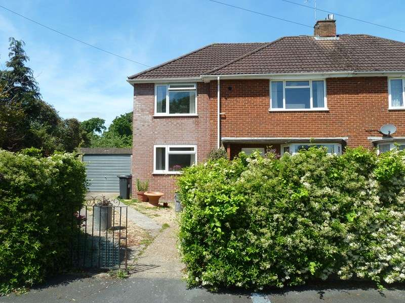 4 Bedrooms Semi Detached House for sale in Leybourne Avenue, Northbourne, Bournemouth