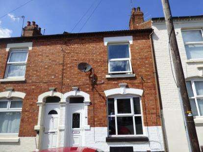 2 Bedrooms Terraced House for sale in Salisbury Street, Northampton, Northamptonshire