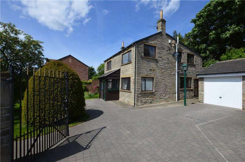 4 Bedrooms Detached House for sale in Doncaster Road, Crofton, Wakefield, West Yorkshire