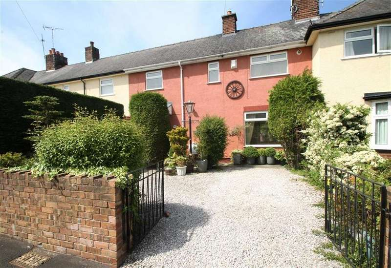 3 Bedrooms Terraced House for sale in Vounog Hill, Penyffordd