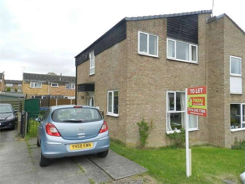 3 Bedrooms Semi Detached House for sale in Acacia Avenue, Chapeltown, SHEFFIELD, South Yorkshire