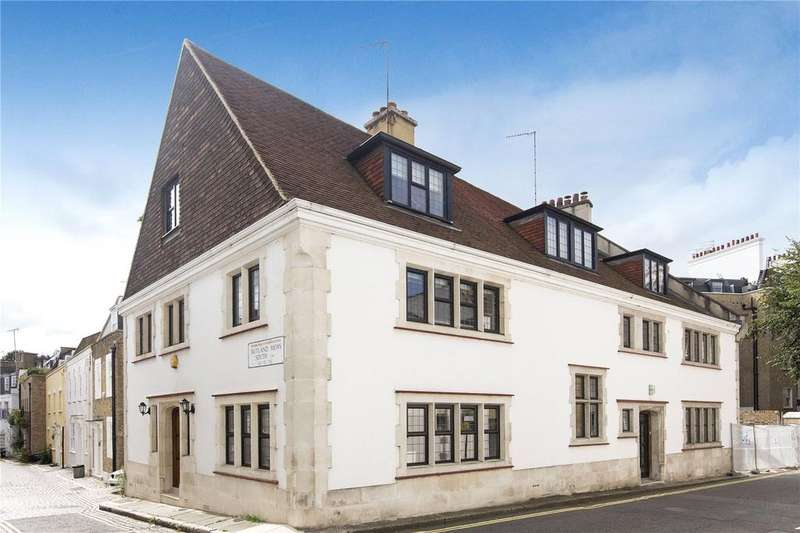 3 Bedrooms Mews House for sale in Ennismore Street, London, SW7