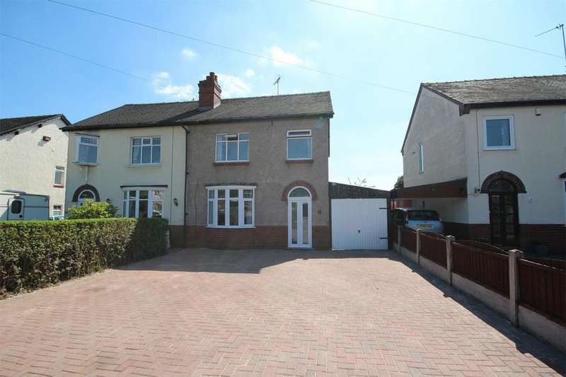 3 Bedrooms Semi Detached House for sale in Park Avenue, Cheadle, STOKE-ON-TRENT, Staffordshire
