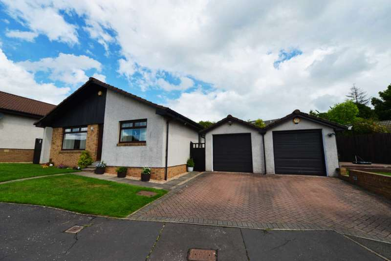 4 Bedrooms Detached House for sale in The Cuillins, Uddingston