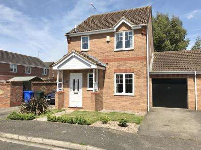 3 Bedrooms Link Detached House for sale in Smalley Road, Fishtoft, Boston, Lincolnshire