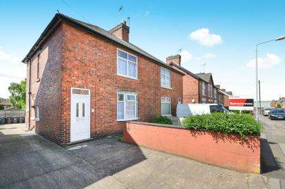 2 Bedrooms Semi Detached House for sale in Mary Street, Kirkby-In-Ashfield, Nottingham, Notts
