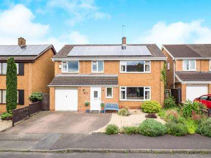 4 Bedrooms Detached House for sale in Whitworth Drive, Radcliffe-On-Trent, Nottingham, Nottinghamshire