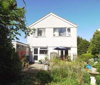 4 Bedrooms Detached House for sale in Maes Gerddi, Porthmadog, Gwynedd, LL49