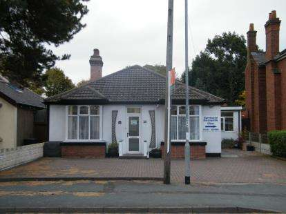 5 Bedrooms Bungalow for sale in High Street, Chasetown, Burntwood, Staffordshire