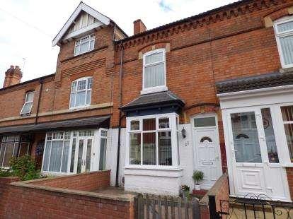 3 Bedrooms Terraced House for sale in Francis Road, Acocks Green, Birmingham, West Midlands