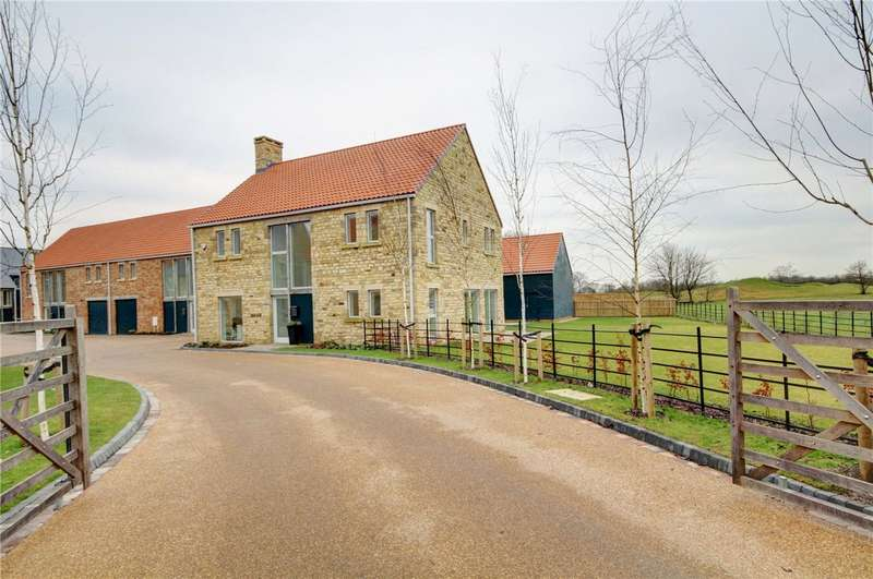 5 Bedrooms Detached House for sale in Hill Top Farm, Belmont, Durham, DH1