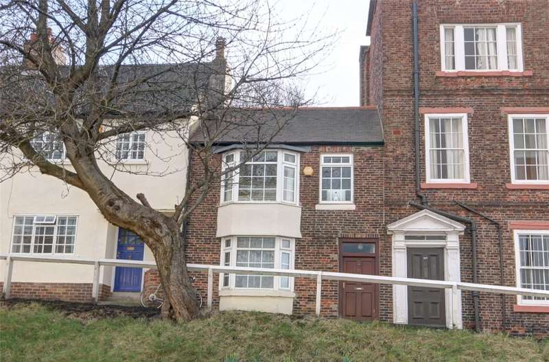 2 Bedrooms Terraced House for sale in Gilesgate, Durham, DH1
